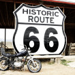 Route 66 — Stock fotografie #28093623