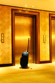 Hotel lift — Stock Photo