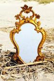 镜子 — 图库照片