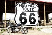 Ruta 66 — Foto de Stock