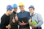 Engineers — Stock Photo