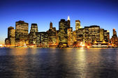 New york city — Stock fotografie