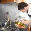 People cooking — Stock Photo #41728321