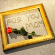 Stock Photo: Mothers' day