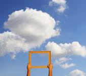 Frame — Foto de Stock
