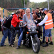 Stock Photo: The biker-fest 2012.