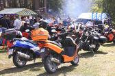 Il motociclista-fest 2012. — Foto Stock
