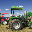 Stock Photo: Of soil farming mechanisation.