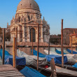 Santa Maria della Salute - Stock Photo