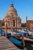Santa Maria della Salute — Zdjęcie stockowe