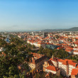 Panorama of Graz - Stock Photo