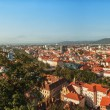 Panorama of Graz — Stock Photo