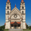 Franz von Assisi Kirche — Stock Photo