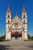 Franz von Assisi Kirche — Stock Photo