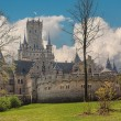 Marienburg Castle — Stock Photo