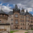 Castle Wernigerode — Stock Photo