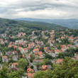 Panorama of Wernigerode — Stock Photo