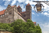 Castle Quedlinburg — Stock Photo