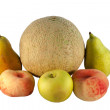 Various fresh fruit — Stock Photo