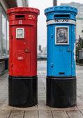 Casella di posta portoghese — Foto Stock