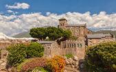 Castle Valere — Stock Photo