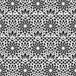 Royalty-Free Stock Vectorielle: Lace seamless pattern