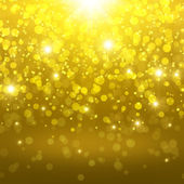 Golden abstract background — Stockfoto