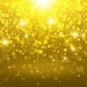 Gyllene abstrakt bakgrund — Stockfoto