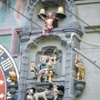 Gothic detail on the Munster of Bern cathedral, Switzerland — Stock Photo