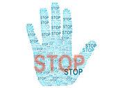 Stop Bullying — Stock Photo