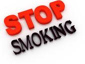 Stop smoking - cigarette — ストック写真