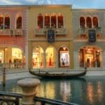 LAS VEGAS - CIRCA 2014 : The Venetian Hotel, Las Vegas on CIRCA — Stock Photo