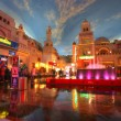 Stock Photo: LAS VEGAS - CIRC2014: Miracle Mile Shops in Planet Hollywood h