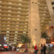 Stock Photo: LAS VEGAS - CIRC2014: Las Vegas luxor hotel casino on CIRC20