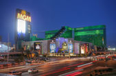 LAS VEGAS - CIRCA 2014: MGM Grand Hotel & Casino on CIRCA 2014 i — 图库照片