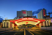 LAS VEGAS JANUARY 31: The Circus Circus hotel and casino on Janu — 图库照片