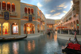 LAS VEGAS - JAN 31: The Venetian Resort Hotel and Casino on Las  — Foto de Stock