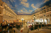 LAS VEGAS - CIRCA 2014: The Venetian Hotel on CIRCA 2014 in Las  — Foto de Stock