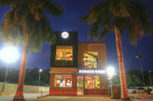 PANAMA CITY, PANAMA- MARCH 9: New Burger King building in high c — Стоковое фото