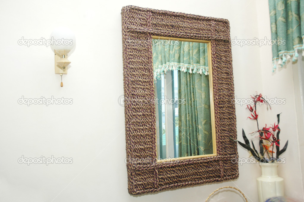 Mirror on the wall — Stock Photo #12464421