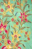 Detailed patterns of batik cloth — Stock Photo