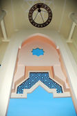 Ornament on mosque Baitul Izzah in Tarakan Indonesia — Stock Photo