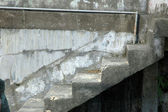 Concrete stairs — Foto Stock