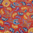 Detailed patterns of batik cloth  — Stock Photo