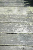Consistenza del vecchio ponte di legno — Foto Stock