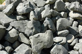 Pile of rocks — Stockfoto