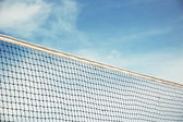 Netto di beach volley — Foto Stock