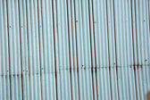 Old tin roof background — Foto de Stock