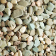 Stretch of gravel background — Stock Photo