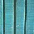 Green wooden boards background — Stock Photo
